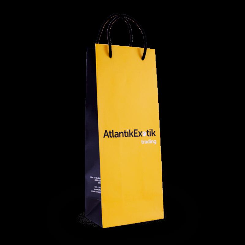 sacos de papel personalizados resistentes
